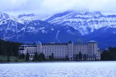 Chateau Lake Louise, Lake Louise