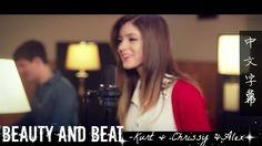 ►Beauty and Beat《美女與節奏》- Alex Goot, Kurt Schneider, and Chrissy Costanza...