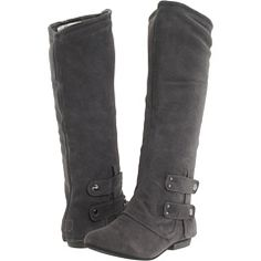 'Zorro' boots from Zappos... These will be mine.