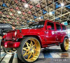 Custom Jeep, Custom Trucks, Custom Cars, Truck Rims, Jeep Truck, Donk Cars, Badass Jeep, Jeep Pickup, Rubicon