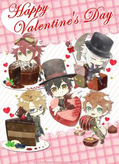 Only focus on Victor! Doesn't he look amazing! Valentines Anime, Code Realize, Diabolik Lovers Ayato, Best Heroine, The Ancient Magus, Familia Anime, Image Manga, Darling In The Franxx, Cardcaptor Sakura