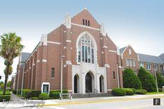 © Favorite Photography   Riverside Park United Methodist Church   Jacksonville Florida Wedding Venue.