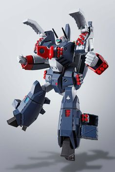 AmiAmi [Character & Hobby Shop]   HI-METAL R VF-1J Armored Valkyrie…