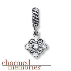 Charmed Memories University of Kentucky Sterling Silver Charm