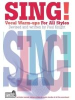 KNIGHT P. - SING! Vocal warm-ups for all styles - € 13,80 Zang studie, Zang solo, WISE AM1009789
