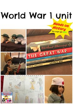 World War 1 unit for middle school