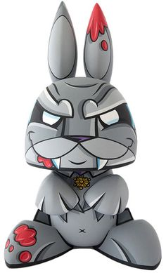 'Vampire Bunny' by Joe Ledbetter.