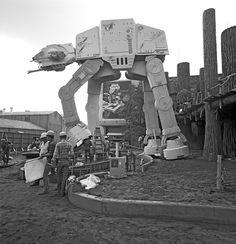 Vintage Walt Disney World: The Force Lands at Disney's Hollywood Studios 08/1989