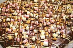 TULPPAANIUNI: Vaahtokarkki-brownie