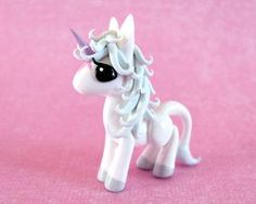 RESERVED for jenesa306 Mini Unicorn by DragonsAndBeasties on Etsy