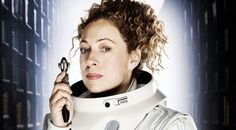 """River Song in """"Silence in the Library"""" and """"Forest of the Dead"""""""
