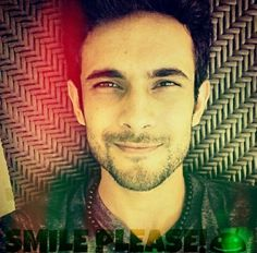 Smile please I Have A Crush, Having A Crush, Sanam Puri, Kind Person, Pop Rock Bands, Music Composers, Cute Charms, Bollywood Songs, Samar