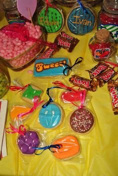 Candy Crush Birthday Party Ideas | Photo 2 of 15 | Catch My Party