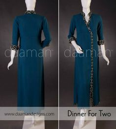 Daaman Winter Dresses 2013-2014 for Women
