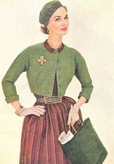 what-i-found: Beginner's Luck - Easy Vogue Fashions from 1953