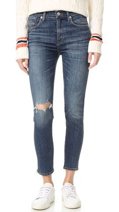 378e445d8fe AGOLDE Sophie High Rise Skinny Crop Jeans.  agolde  cloth  dress  top