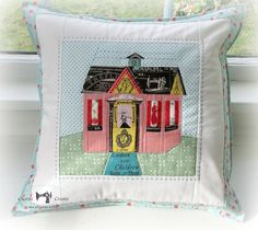 Charise Creates: Patchwork Party ~ My Favorite Patchwork Pillows