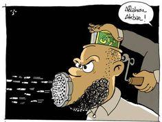 Attentat meurtrier contre Charlie Hebdo. Un dessin de -Z-, caricaturiste tunisien.