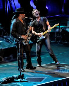 The Big Man & Bruce - Seattle, 2008