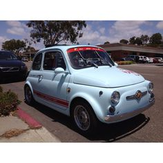 Fiat Abarth spotted in Encinitas, CA