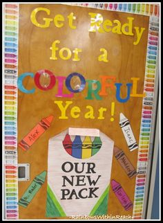 Back-to-School Bulletin Boards   Give Away!