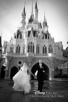 Happily ever after starts here at Disney's Fairy Tale Weddings