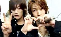 Jin and Kame: Peace and Love