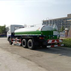 Water Tanker Truck for Sale