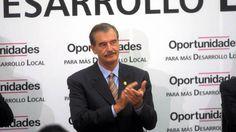 Vicente Fox marzo 2002, Progresa cambia de nombre a programa Oportunidades.  Lourdes Medina A01337201 Ivana Hernández A01337819 Alejandro Mendoza A01337267