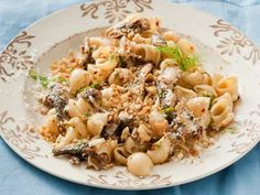 Chiocciole with Sardines & Breadcrumbs