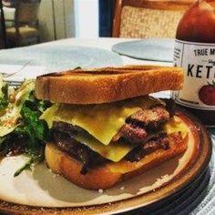 Venison Bacon Burgers - Allrecipes.com