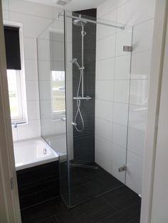 Hexagonale tegels in de badkamer #aarde kleuren | Kamer naar kamer ...