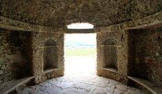 The grotto at Villa Della Torre