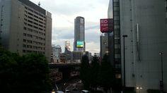 Pinterestからアップしてみる。クロスタワーからの風景。