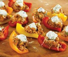 The Pampered Chef® Fajita Bites www.pamperedchef.biz/aprilscookingshow
