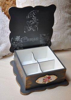 Confira as mais belas referências de caixas de MDF decoradas com diversos estilos e videos de passo a passo.