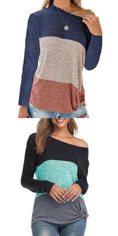 Coffee Damen Top Fashion Strick Leopard Print Langarm Lose Cardigan T-Shirt Tops Pullover Mantel 10