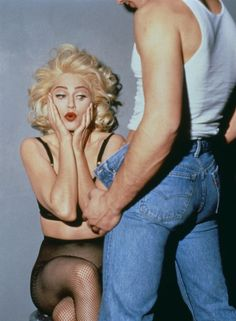 Madonna> from my new favourite blog, they all hate us.
