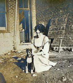 Woman and dog    http://youtu.be/iKqNWeoSkAk