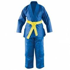 New Judo Gi Single Weave 100/% Cotton BJJ Jiu Jiutsu Judo Uniform-UNBLEACHED