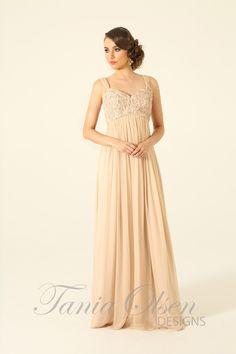 Slide into the elegant Claudia sequin rose bridesmaid dress, a dress so simple yet so flattering!