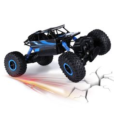 RC Car 2.4Ghz 1/18 Scale Remote Radio Control 4 Wheel Driving Car Double Motors Drive Bigfoot Car Model Off Road Vehicle Toy-in RC Cars from Toys & Hobbies on Aliexpress.com | Alibaba Group