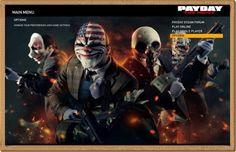 Payday The Heist Gameplay PC
