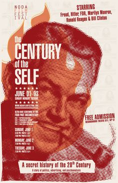 4. The Century of the Self (Adam Curtis, 2002)