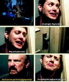"Season 5x15. ""Dead Men Don't Wear Plaid"""
