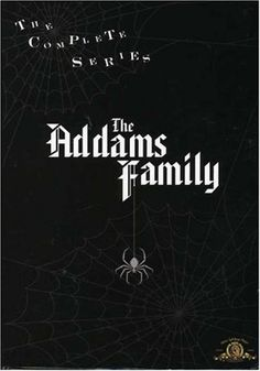 The Addams Family - The Complete Series DVD ~