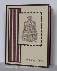 train of thought - JUN12VSND by PH in VA - Cards and Paper Crafts at Splitcoaststampers