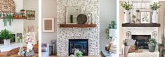 Fireplace Mantels, Spring, Inspiration, Home Decor, Drive Way, Biblical Inspiration, Decoration Home, Room Decor, Fireplace Mantel