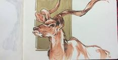 Image result for kudu sketch Giraffe, Sketch, Animals, Image, Sketch Drawing, Felt Giraffe, Animales, Animaux, Giraffes