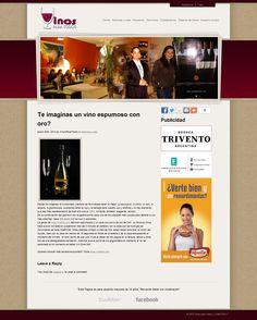 La web Vinos para Todos recomienda Vin Doré 24K